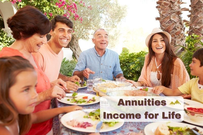 Monument Financial Group - Annuities Provide Income for Life