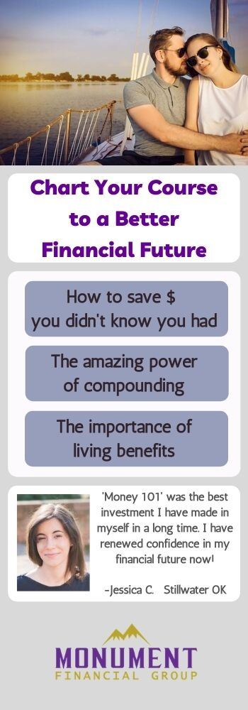 Monument Financial Group - Chart Your Course to a Better Financial Future